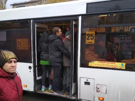 Маршрутки vs автобусы — расставляем точки над Ё!
