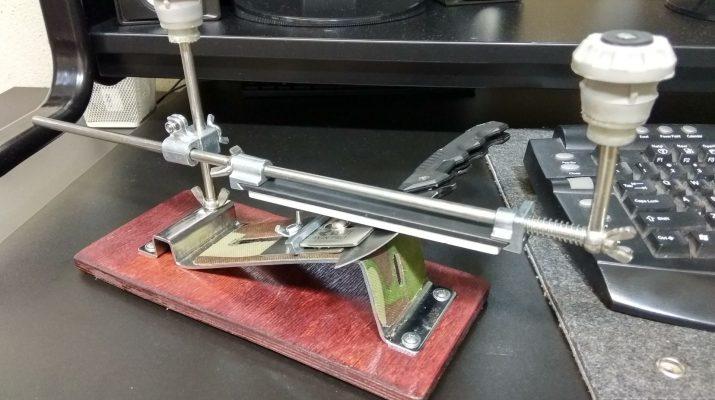 Upgraded RUIXIN knife sharpener