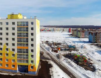 Кошелев Парк, ЖК Видный (А-50) — обзор внутренностей и внешностей