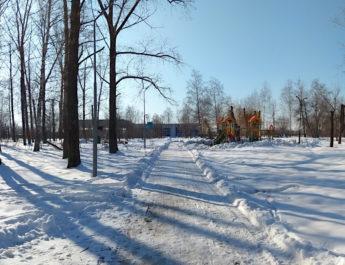 Петра Дубрава — парк